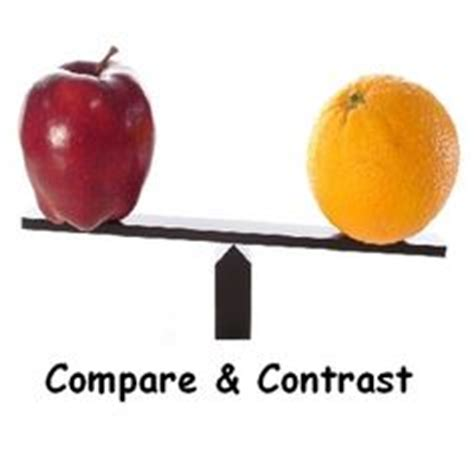 Compare and Contrast Essay: Topics, Examples, Tips EssayPro
